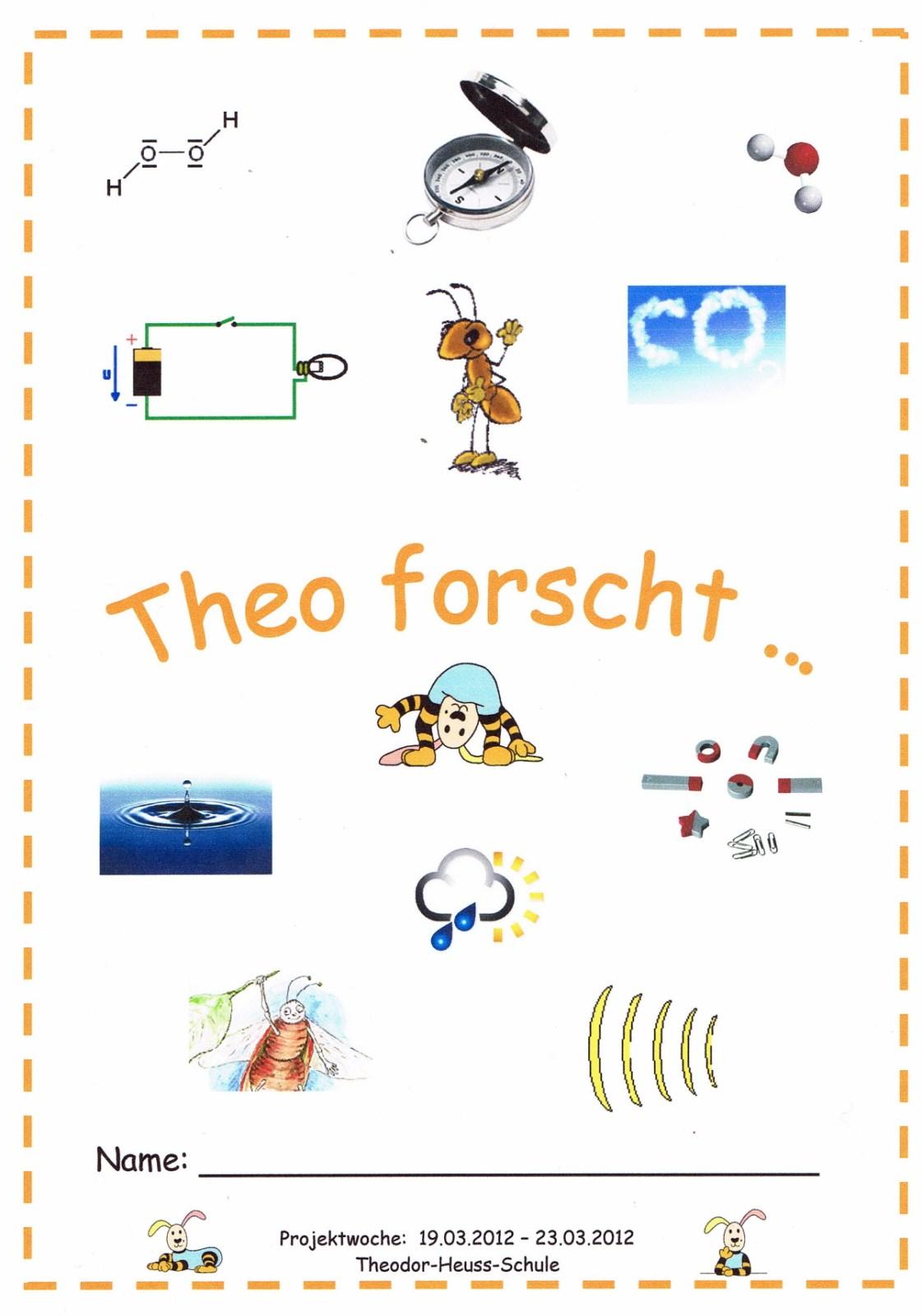 Theodor Heuss Schule   Projektwoche 2012