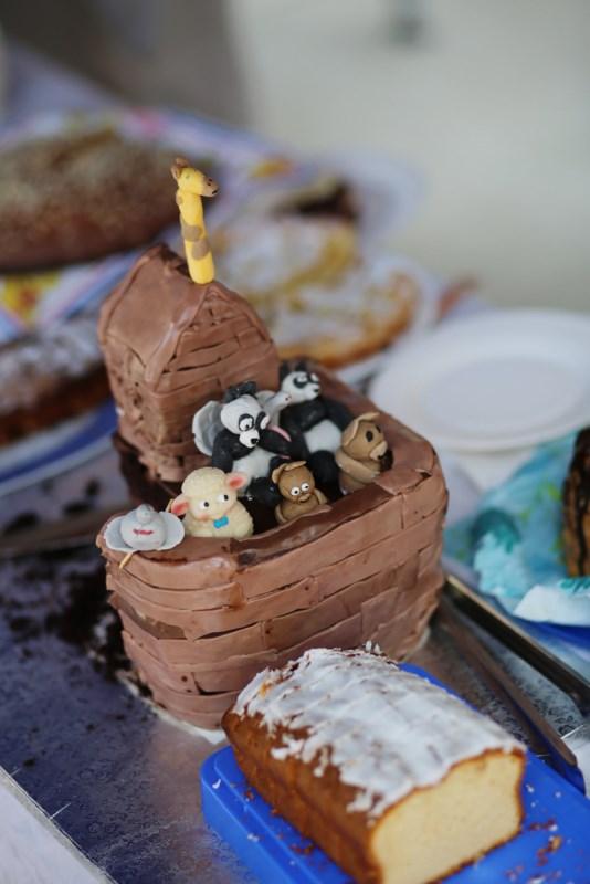 Arche Kuchen Schulfest