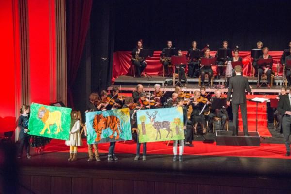 Familienkonzert in der Lichtburg Essen